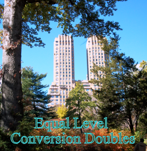 קונבנציית (Equal Level Conversion Doubles (ELCD