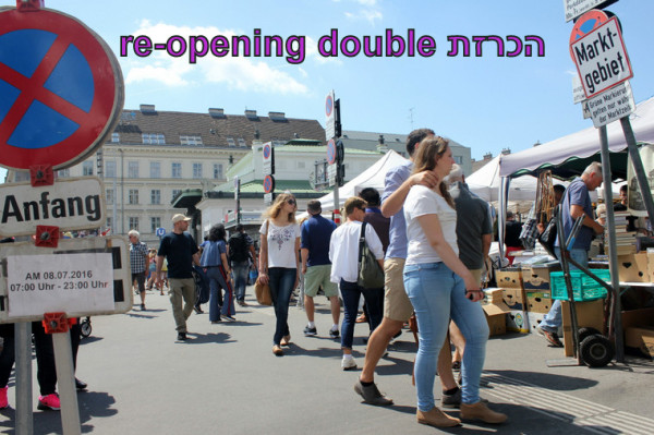 הכרזת Re-opening Double