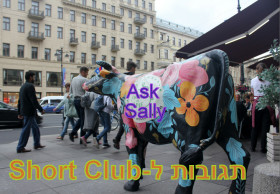 Ask Sally: תגובות ל-Short Club