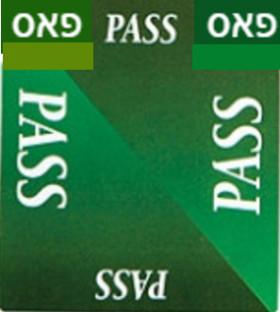 קריאת פאס-Pass בברידג'