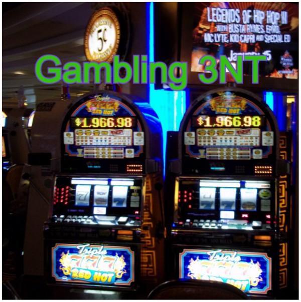 הכרזת פתיחה Gambling 3NT